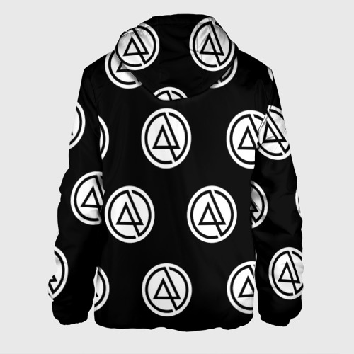 Мужская куртка 3D  Фото 02, Linkin park