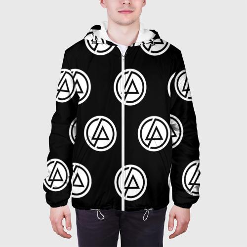 Мужская куртка 3D  Фото 04, Linkin park