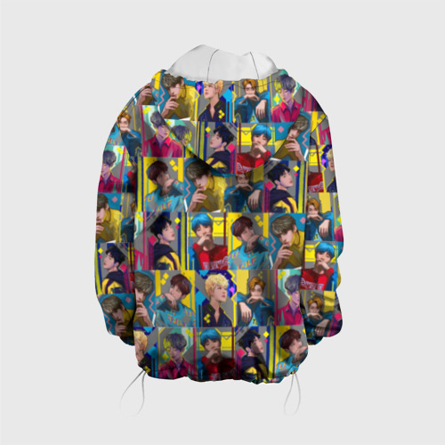 Детская куртка 3D  Фото 02, Bangtan Boys