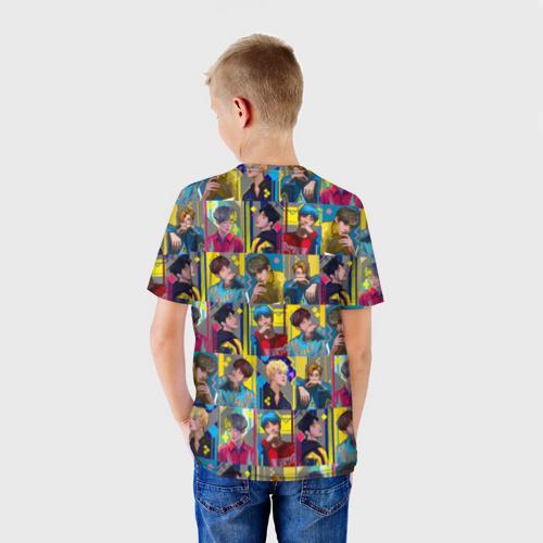 Детская футболка 3D  Фото 02, Bangtan Boys