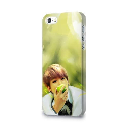 Чехол для Apple iPhone 5/5S 3D  Фото 03, BTS