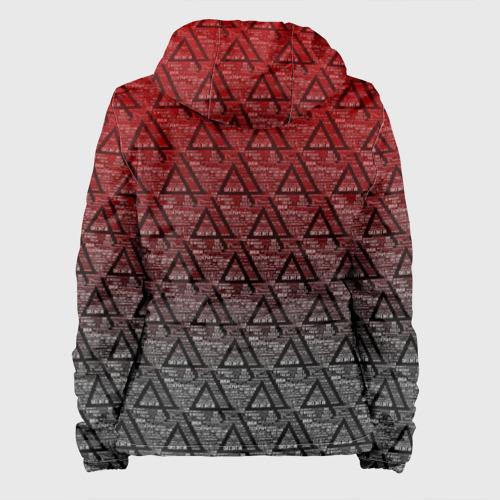 Женская куртка 3D  Фото 02, Linkin park Music