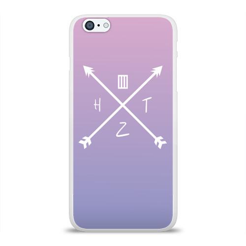 Чехол для Apple iPhone 6Plus/6SPlus силиконовый глянцевый  Фото 01, Paramore