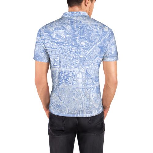 Мужская рубашка поло 3D  Фото 04, GTA 5 Online