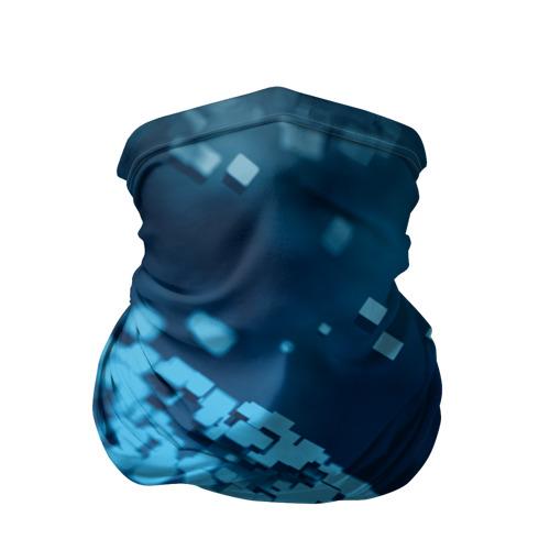 Бандана-труба 3D  Фото 01, Нано кубический