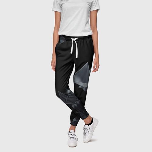 Женские брюки 3D  Фото 01, GEOMETRY 0NE