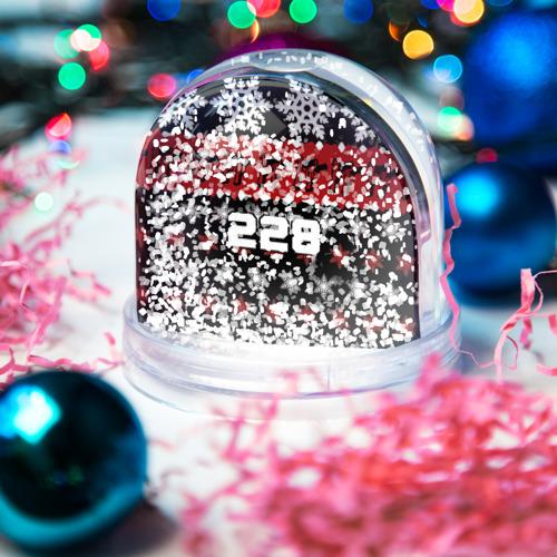 Водяной шар со снегом  Фото 04, Праздничный 228