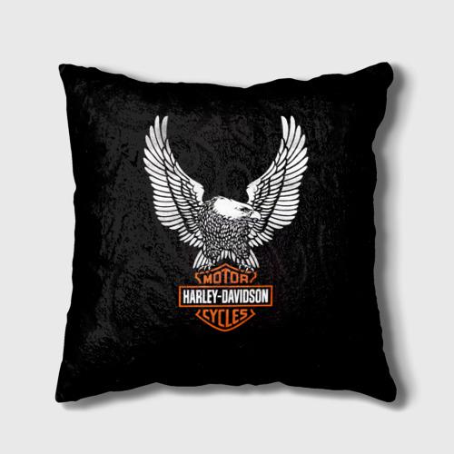Подушка 3D  Фото 01, Harley-Davidson