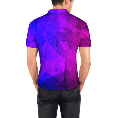 Мужская рубашка поло 3D  Фото 04, Барселона