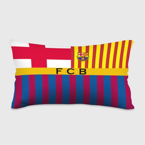 Подушка 3D антистресс FC Barcelona