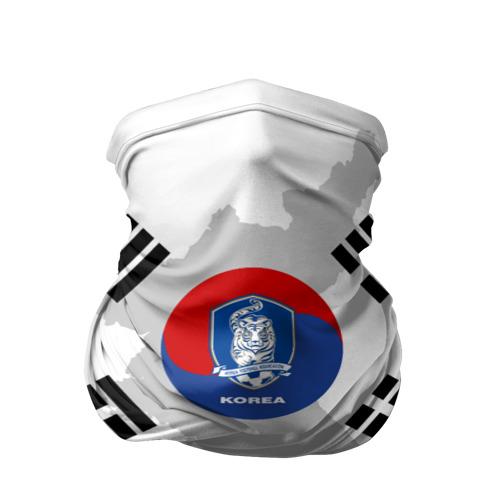 Бандана-труба 3D  Фото 01, Республика Корея, форма