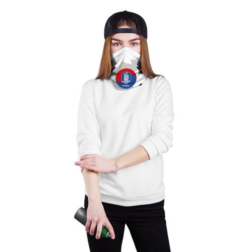 Бандана-труба 3D  Фото 02, Республика Корея, форма