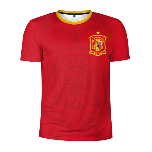 Испания, форма