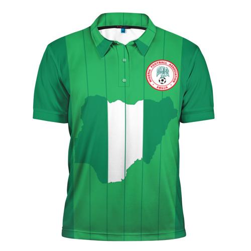 Мужская рубашка поло 3D  Фото 01, Нигерия, форма