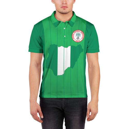 Мужская рубашка поло 3D  Фото 03, Нигерия, форма