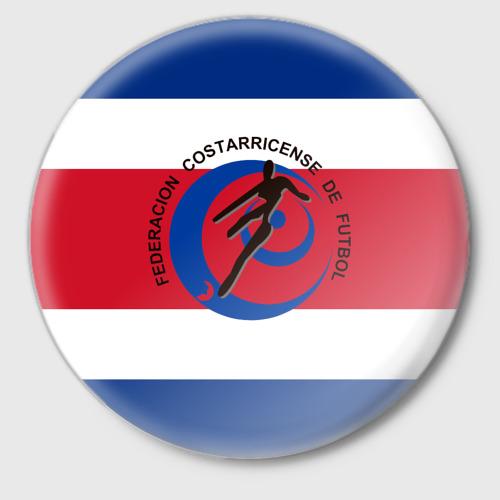 Значок Коста-Рика, форма