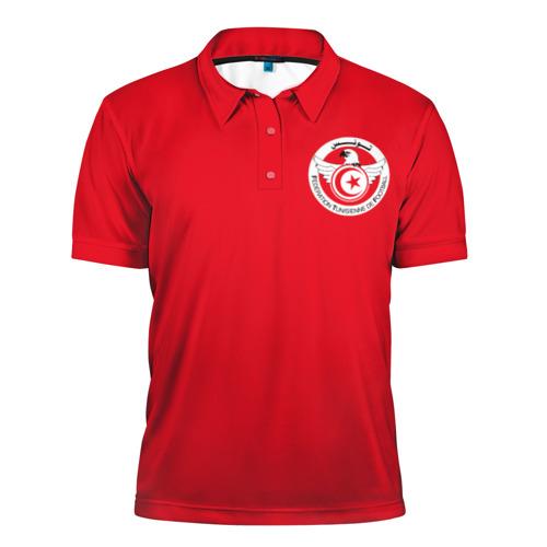 Мужская рубашка поло 3D  Фото 01, Тунис, форма