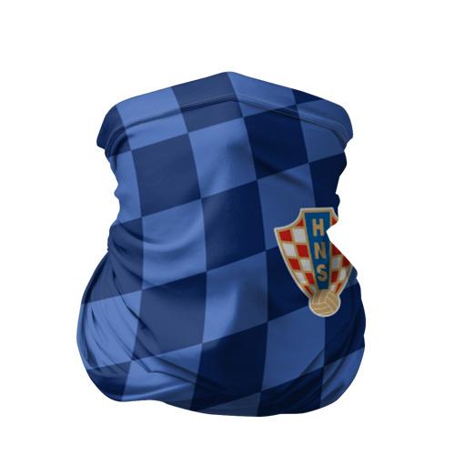 Бандана-труба 3D  Фото 01, Хорватия, форма