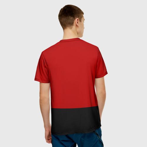 Мужская футболка 3D Wolfenstein Фото 01