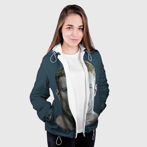 Женская куртка 3D  Фото 04, Wolfenstein