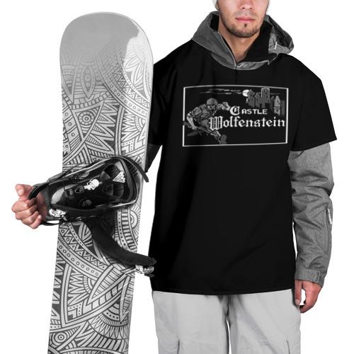 Накидка на куртку 3D  Фото 01, Wolfenstein
