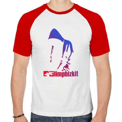 Мужская футболка реглан  Фото 01, Limp Bizkit