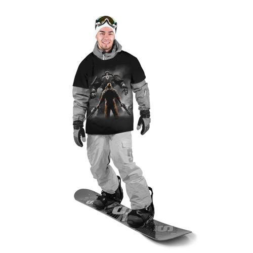 Накидка на куртку 3D  Фото 03, Wolfenstein