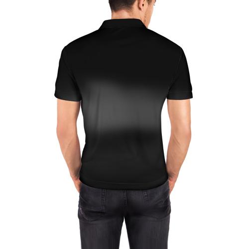 Мужская рубашка поло 3D Wolfenstein Фото 01