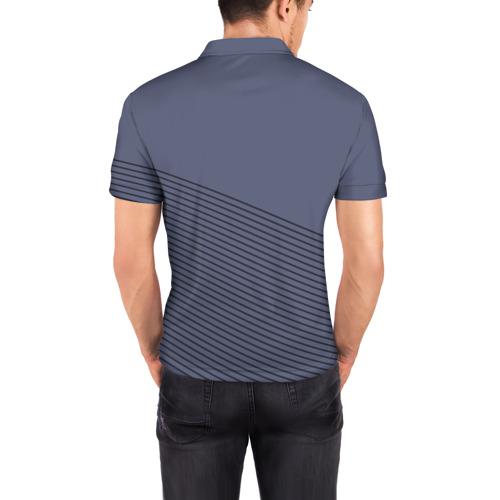 Мужская рубашка поло 3D  Фото 04, Австралия, форма