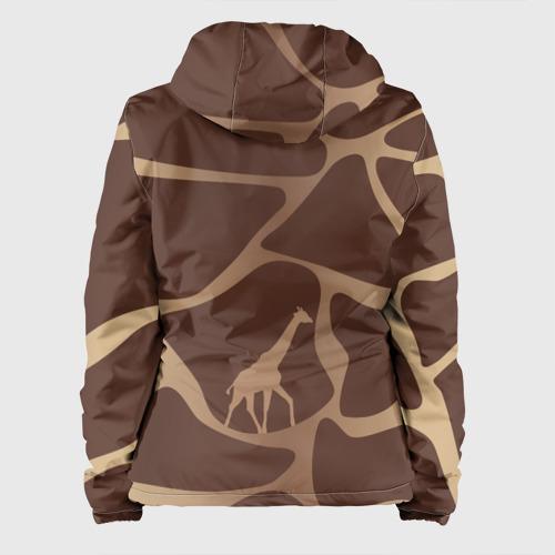 Женская куртка 3D  Фото 02, Жираф