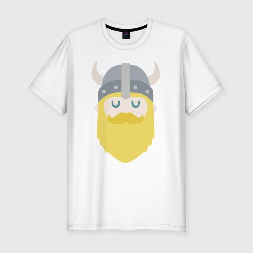 Мужская футболка премиум  Фото 01, Викинг