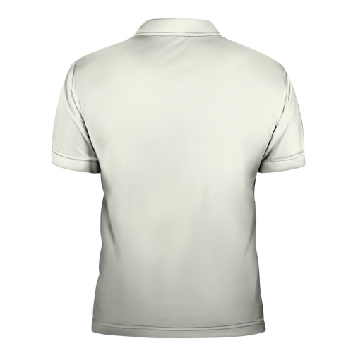 Мужская рубашка поло 3D  Фото 02, Стальной алхимик_