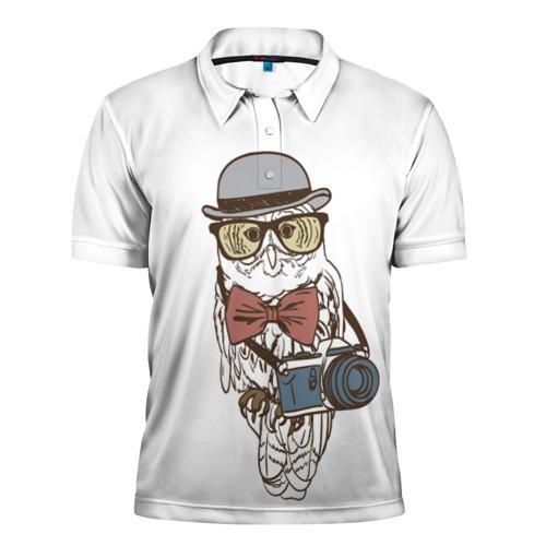 Мужская рубашка поло 3D  Фото 01, Фотограф