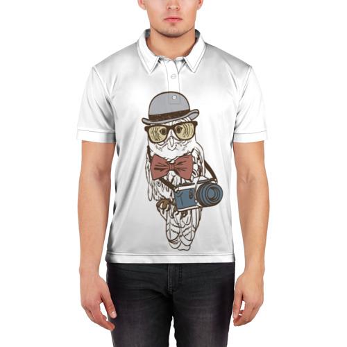 Мужская рубашка поло 3D  Фото 03, Фотограф