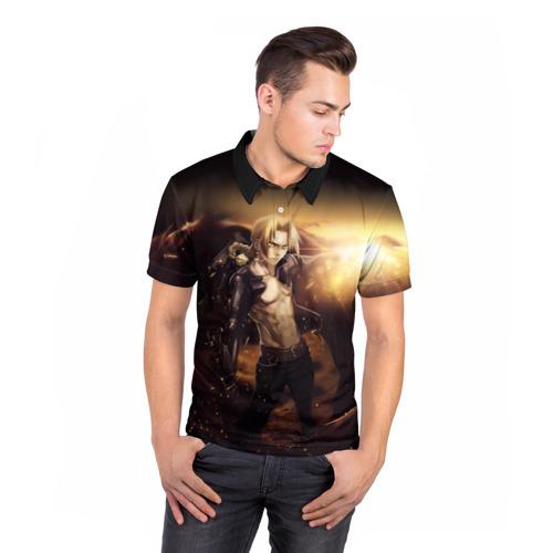 Мужская рубашка поло 3D  Фото 05, Эдвард_5