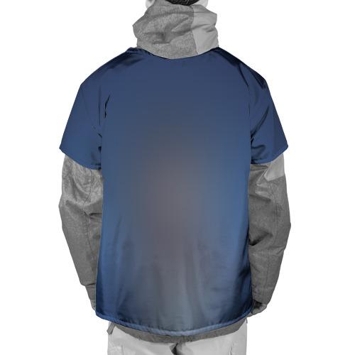 Накидка на куртку 3D  Фото 02, Snow