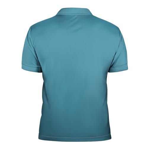 Мужская рубашка поло 3D  Фото 02, Эдвард _4