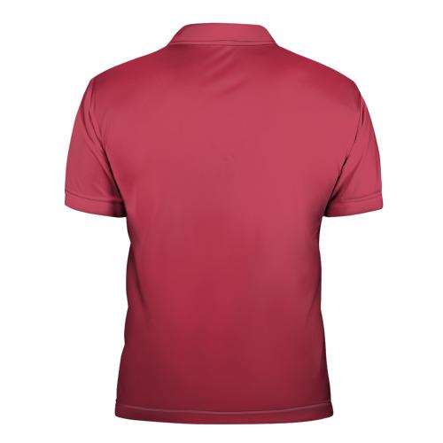Мужская рубашка поло 3D  Фото 02, Сладкоежка