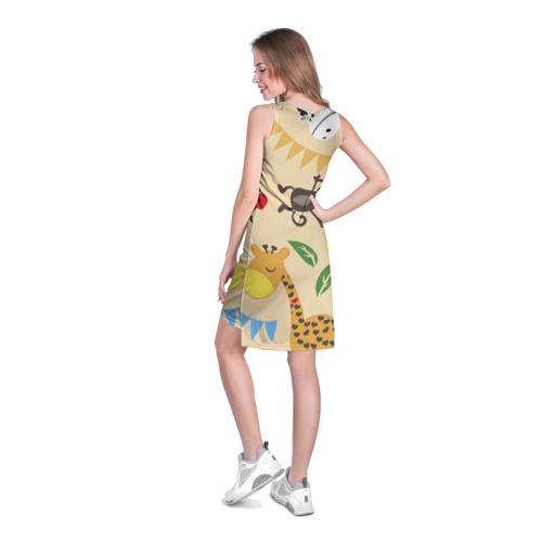 Платье-майка 3D  Фото 04, Веселый зоопарк