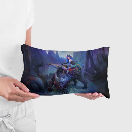 Подушка 3D антистресс Luna Фото 01