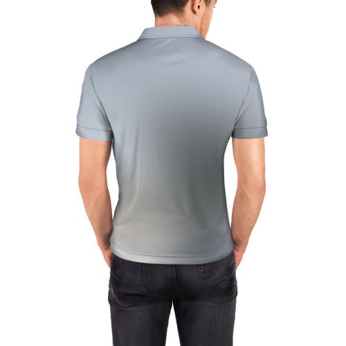 Мужская рубашка поло 3D  Фото 04, Цири и Геральд