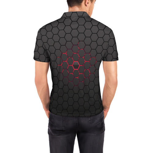 Мужская рубашка поло 3D  Фото 04, N7