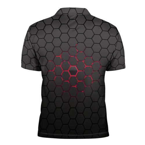 Мужская рубашка поло 3D  Фото 02, N7