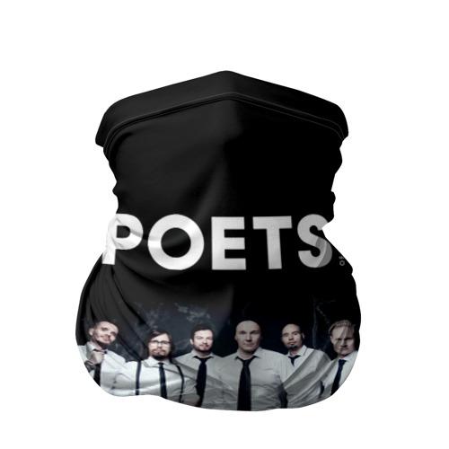 Бандана-труба 3D  Фото 01, Poets of the Fall