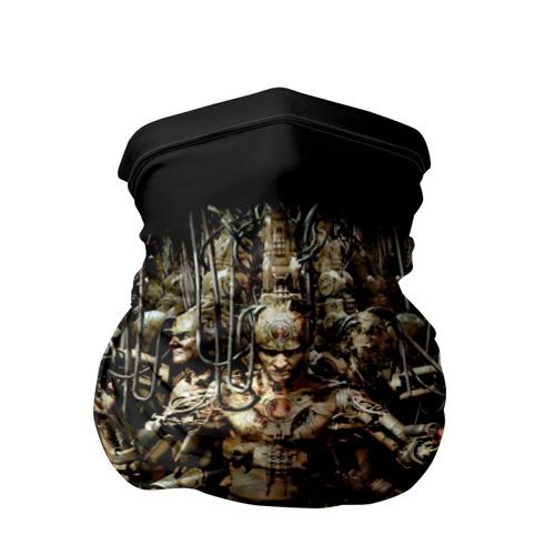 Бандана-труба 3D  Фото 01, Meshuggah