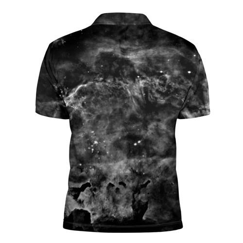 Мужская рубашка поло 3D  Фото 02, PINK FLOYD MUSIC SPACE LOGO