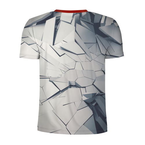 Мужская футболка 3D спортивная  Фото 02, КХЛ