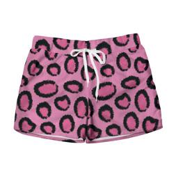 Розовый гепард