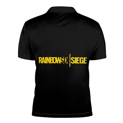 Мужская рубашка поло 3D  Фото 02, RAINBOW SIX SIEGE UNIFORM