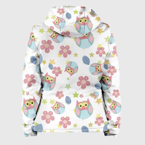 Женская куртка 3D  Фото 02, Веселые совята